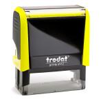 Razítko Trodat Printy 4912 neon žlutá
